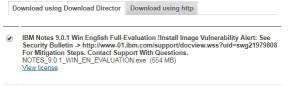 download ibm from direct downloader