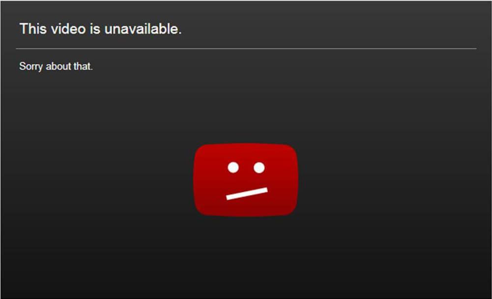 recover delete youtube video