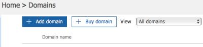 add-domain