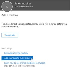create-shared-mailbox